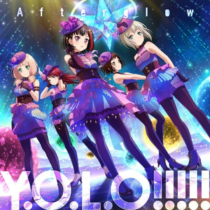 Photo of Download Afterglow Y.O.L.O!!!! / COMIC PANIC!!! Mp3