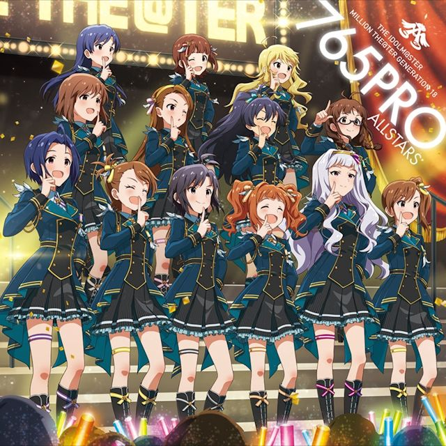 Photo of THE iDOLM@STER Million Live! Music Collection