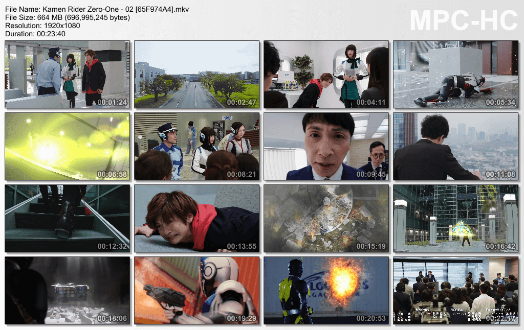 Photo of Kamen Rider Zero-One Eps.02 Download Raw